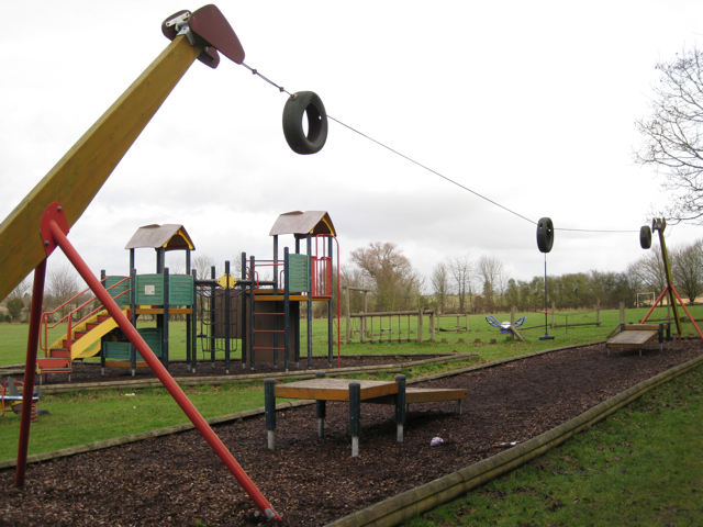 Play area and sports field, Bubbenhall