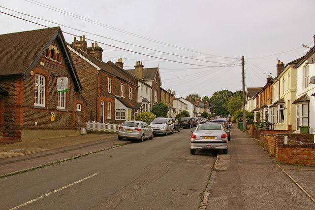 Effingham Road