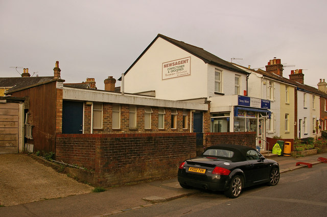Former Brethren Hall, Lesbourne Road