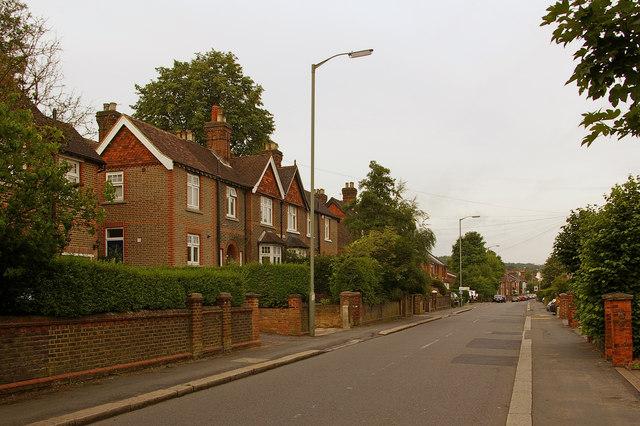 Blackborough Road