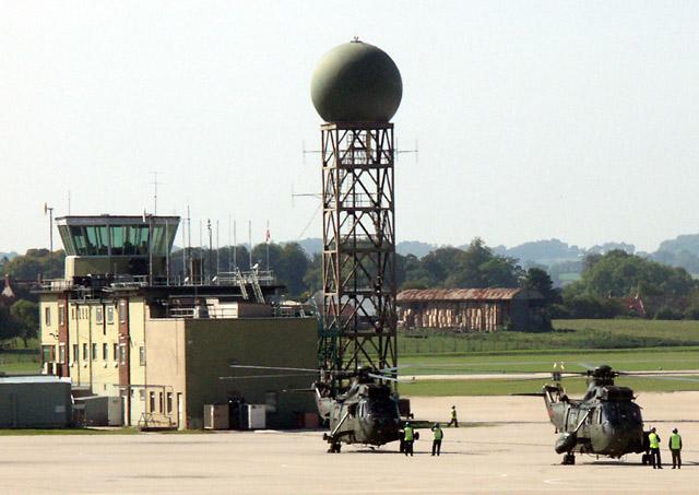 Control tower, RNAS Yeovilton