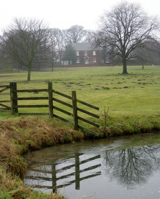 Towards Sturton House