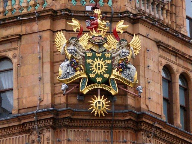 Harrods Coat-of-Arms