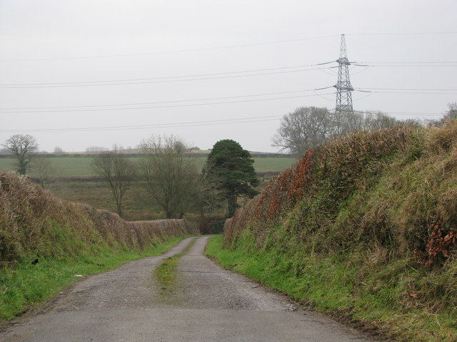 Narracott Lane near South Molton