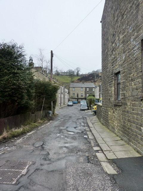 Waterbarn Lane