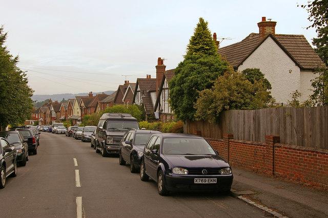 Chartfield Road
