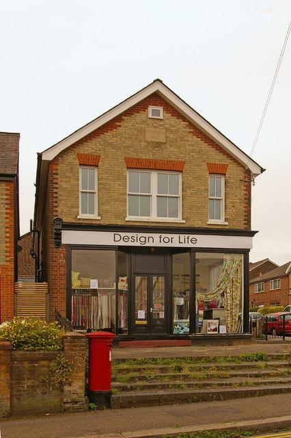 Shop, Cockshot Road