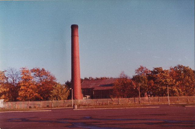 Refuse Destructor,  Haining Road,1977