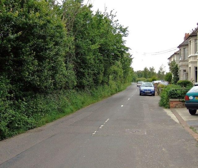 Tongham: Grange Road