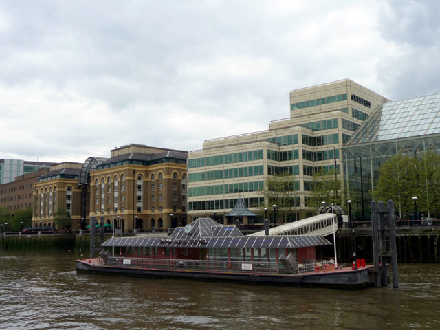 London Bridge City Pier, London SE1