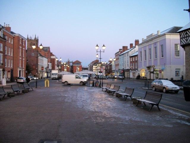Ludlow Market Square