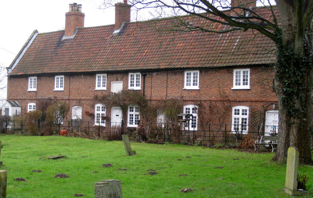 Hemingby Almshouses