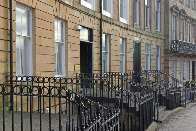 Woodside Crescent, Glasgow