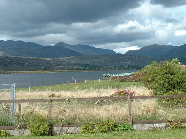 View of Loch Shiel