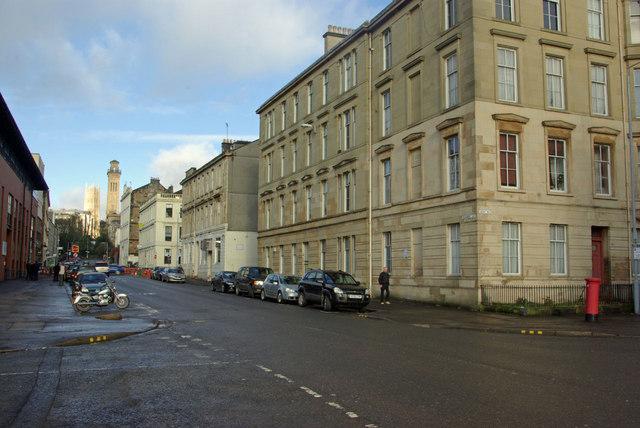 Elderslie Street, Glasgow