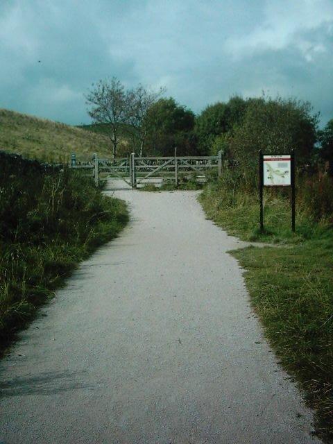 Dowlow, Tissington Trail, Derbyshire
