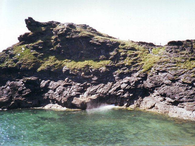 Penally Point, Boscastle