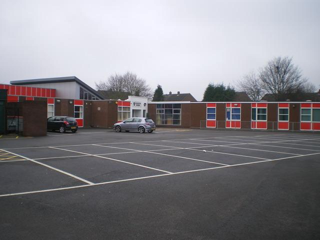 The Haughton school, Madeley