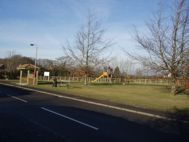Moorhouse Village Green
