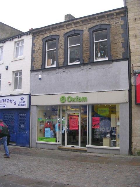 Oxfam - Low Street