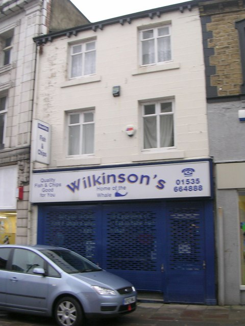 Wilkinson's Fish & Chips - Low Street