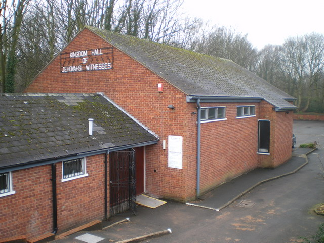 The Kingdom Hall of Jehovahs' Witnesses, Madeley