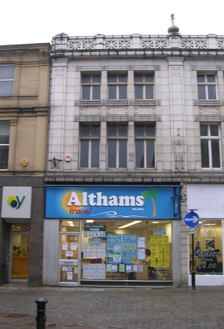 Althams travel - Low Street
