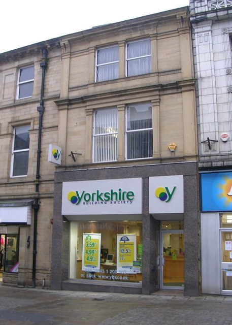 Yorkshire Building Society - Low Street