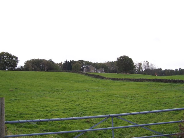 Woodland Cottage Farm, from Greaves Lane, Stannington, Sheffield - 1