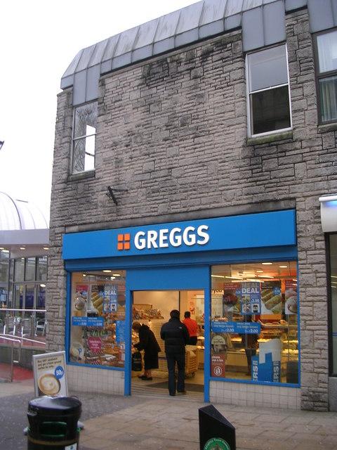 Greggs - Low Street