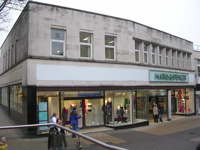 Marks & Spencer - Low Street