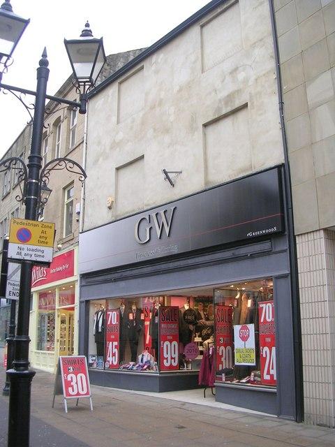 G W Tailoring - Low Street