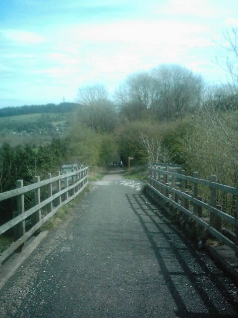 Middleton Incline, High Peak Trail, Derbyshire