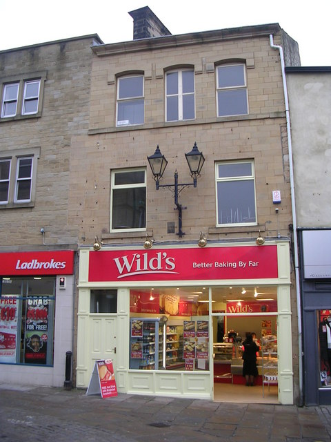 Wild's Confectioners - Low Street