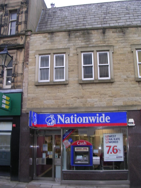 Nationwide - Low Street