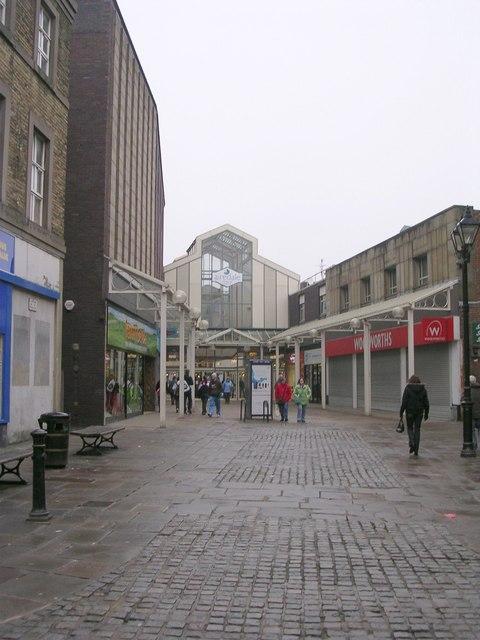 Cooke Lane - Low Street
