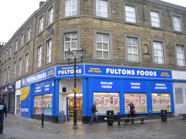 Fultons Foods - Low Street
