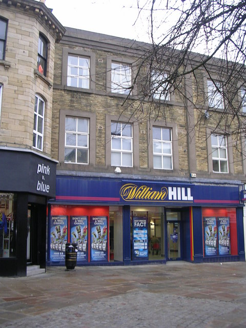 William Hill - Low Street