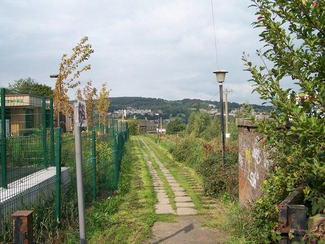 Footpath to Shooters Grove, Wood Lane, Stannington, Sheffield