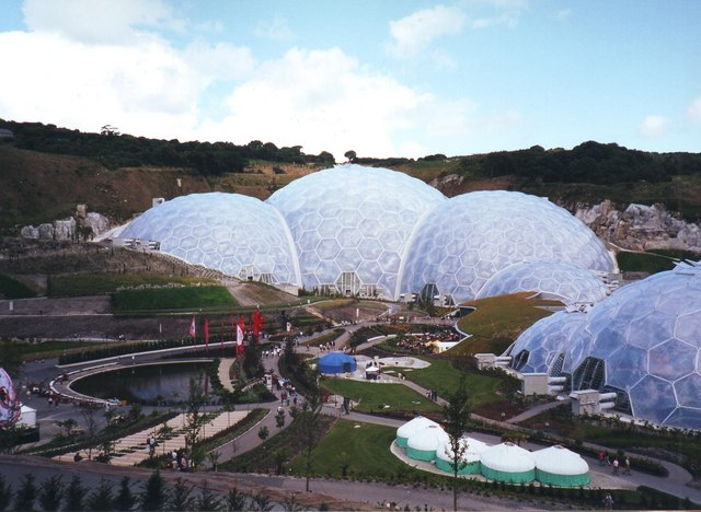 The Eden Project (2001)
