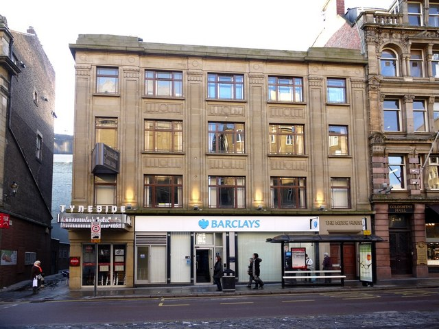 Entrance to Tyneside Cinema, Pilgrim Street