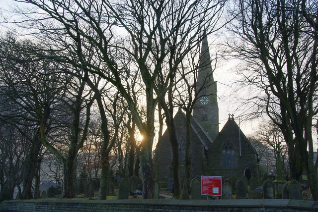 St Thomas's Church, Musbury