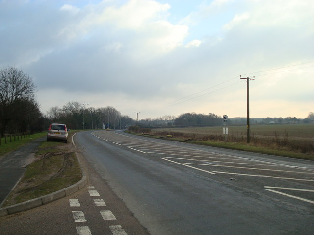 Gorse Hill (A20), West Kingsdown