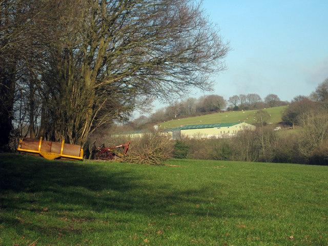 Field off Farthing Lane