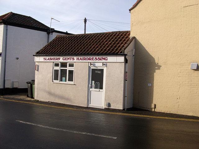 Gents hairdresser in Gorleston