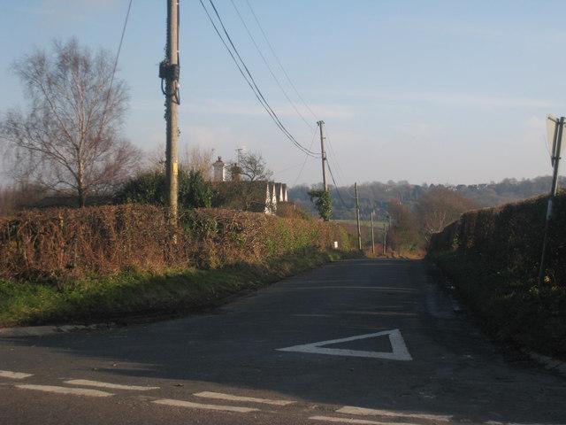 Lane to Ninfield