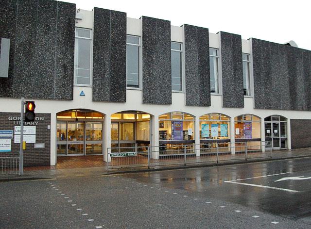 Gorleston library