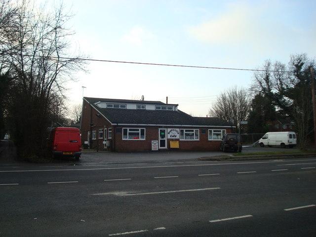 Hollyville Cafe, West Kingdown