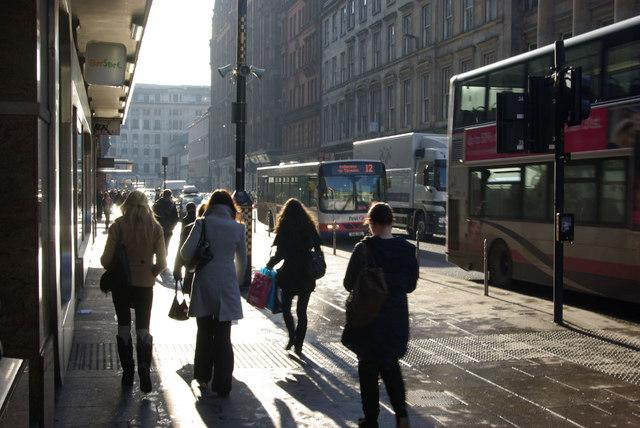 Queen Street, Glasgow
