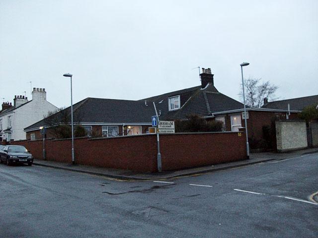 Gresham Care Home, Gorleston